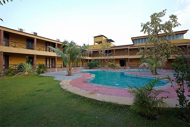 Holiday Resort in Pench Jungle