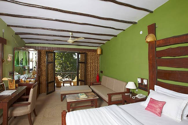 Modern Resort in Pench Jungles
